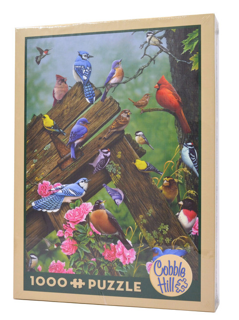 Birds of the Forest Puzzle from Cobble Hill