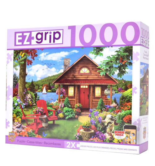 A Perfect Summer - Large Piece Puzzle