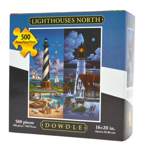 Lighthouses North