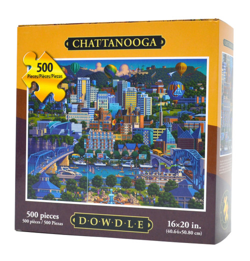 Chattanooga Puzzle
