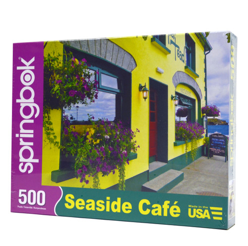 Seaside Cafe puzzle