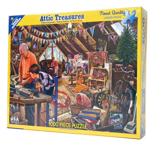 Attic Treasures puzzle