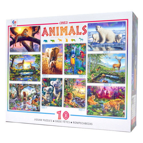 Animals 10-in-1 Collection