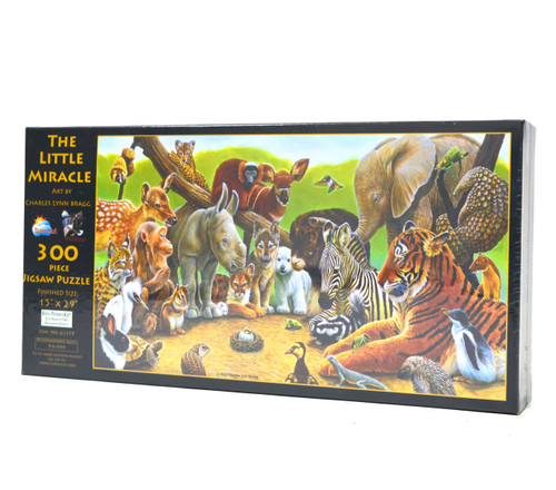 The Little Miracle (300 Large Piece Puzzle)