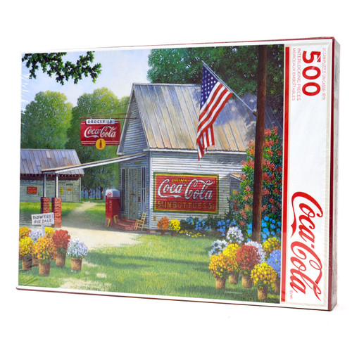 Country General Store 500-Piece Jigsaw Puzzle