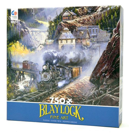 Silver Bell Run Puzzle