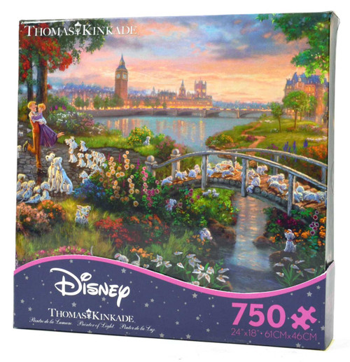 101 Dalmations - Thomas Kinkade - Disney