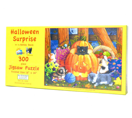 Halloween Surprise 300 Large Piece Puzzle