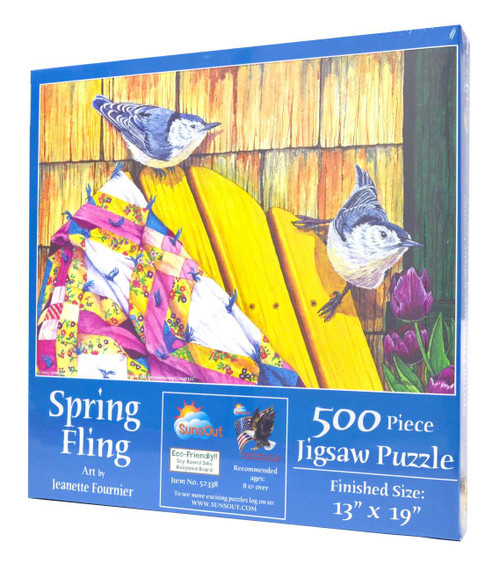 Spring Fling Puzzle