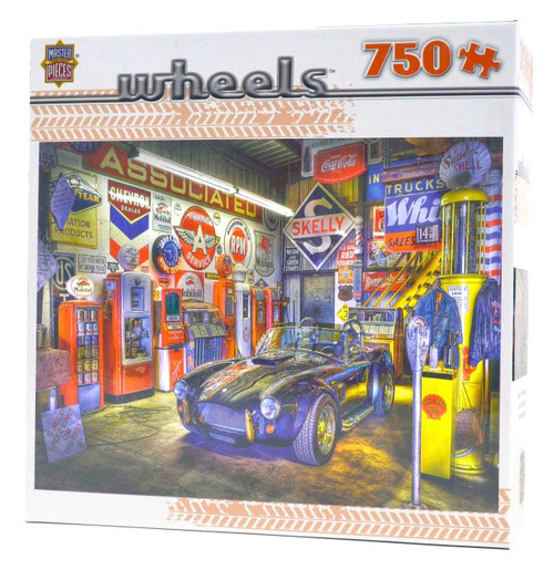 Jewel of the Garage Puzzle