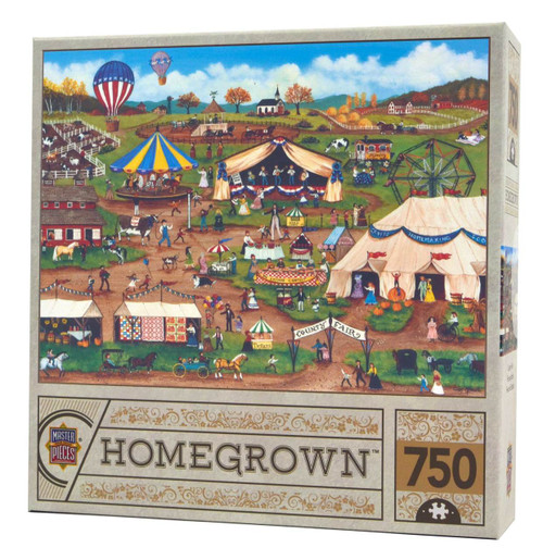 Country Fair - Homegrown puzzle