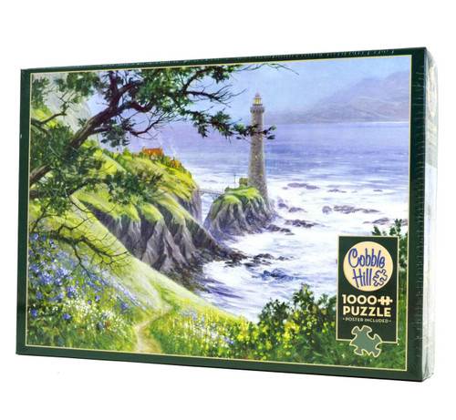 Summer Lighthouse Jigsaw Puzzle