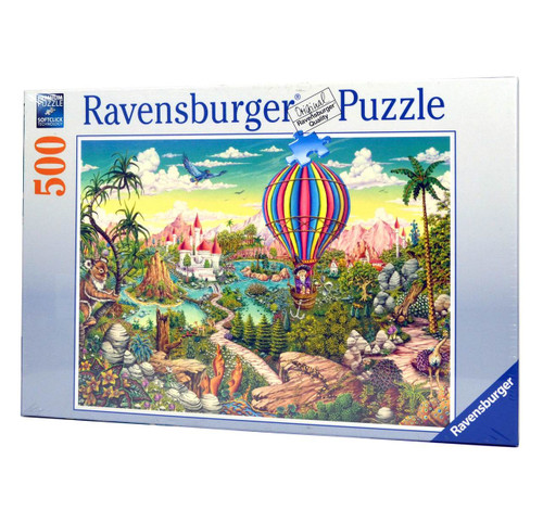 Hot Air Hero Jigsaw Puzzle
