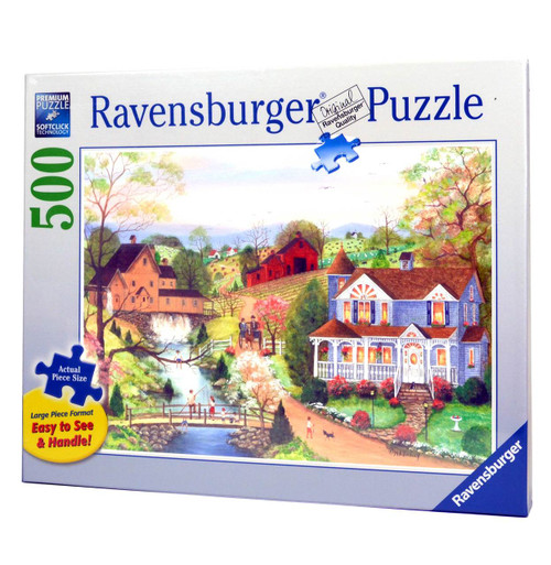 The Fishing Lesson Puzzle