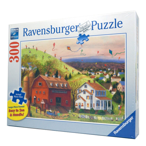 Let's Fly Puzzle