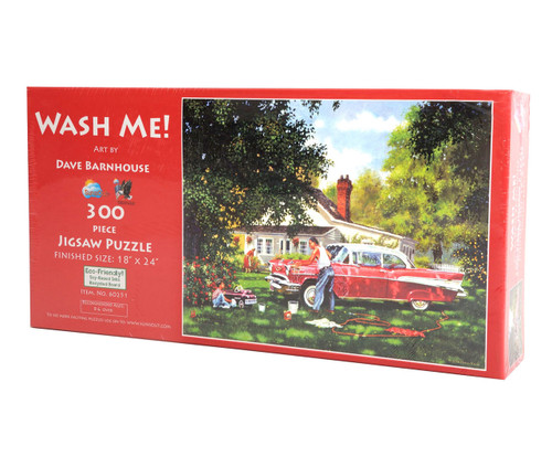 Wash Me Jigsaw Puzzle