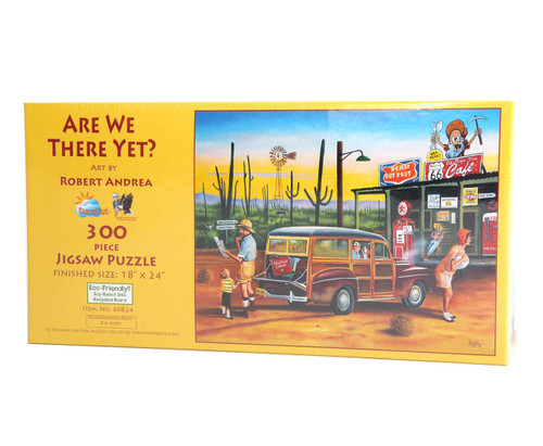 Are We There Yet? Jigsaw Puzzle