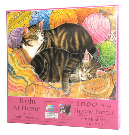 Right at Home Jigsaw Puzzle
