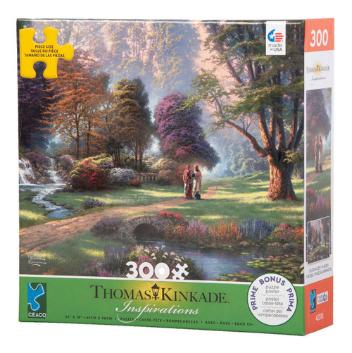 Walk of Faith 300 piece puzzle