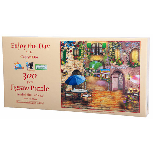 Enjoy the Day Jigsaw Puzzle