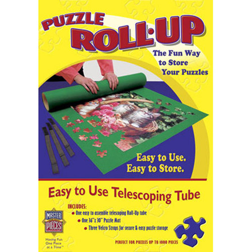 Jigsaw Puzzle Roll-Up Case