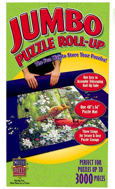 Jumbo Jigsaw Puzzle Roll-Up Case