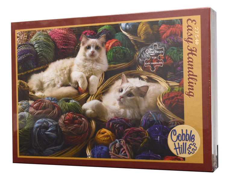Ragdolls (275 Large Piece Easy Handling Puzzle)
