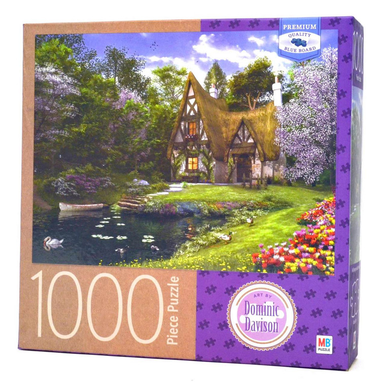 Spring Lake Cottage Puzzle