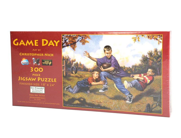 Game Day Puzzle
