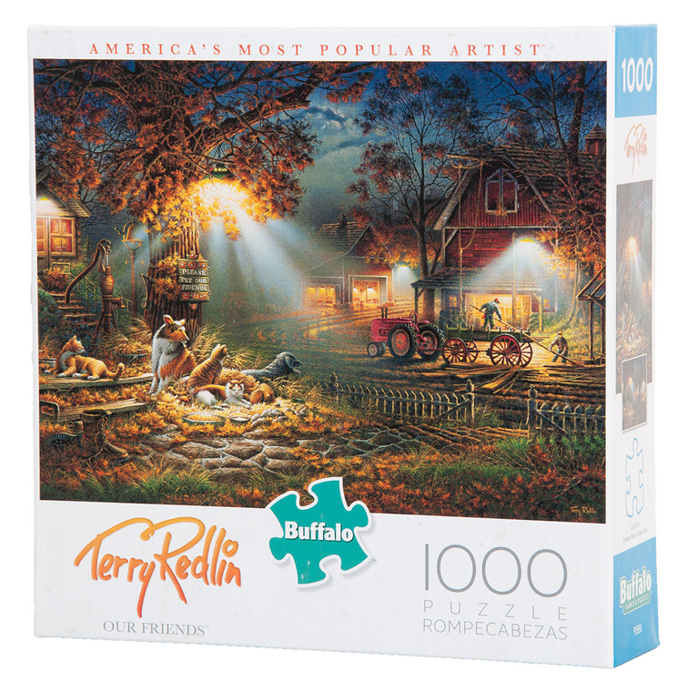 Our Friends Jigsaw Puzzle