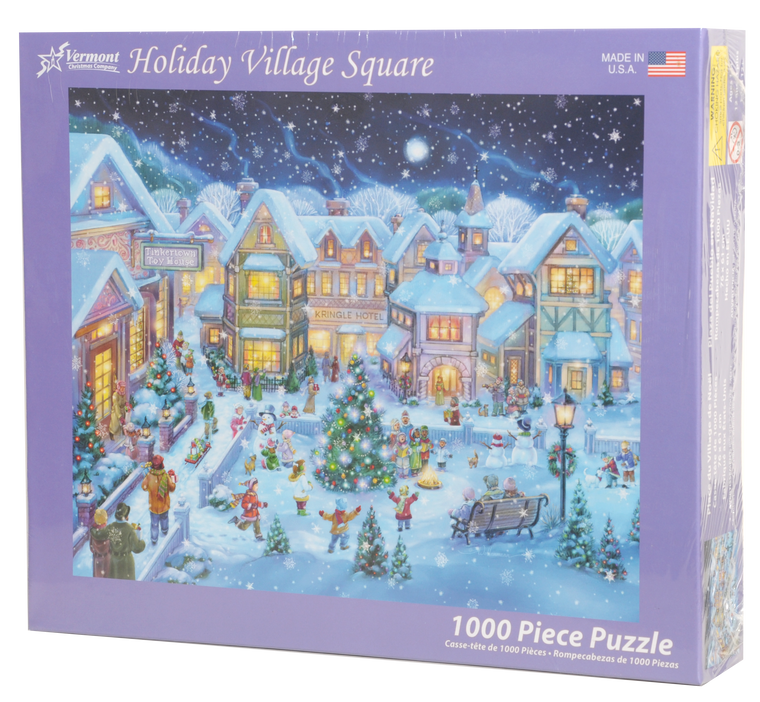 Holiday Village Square puzzle