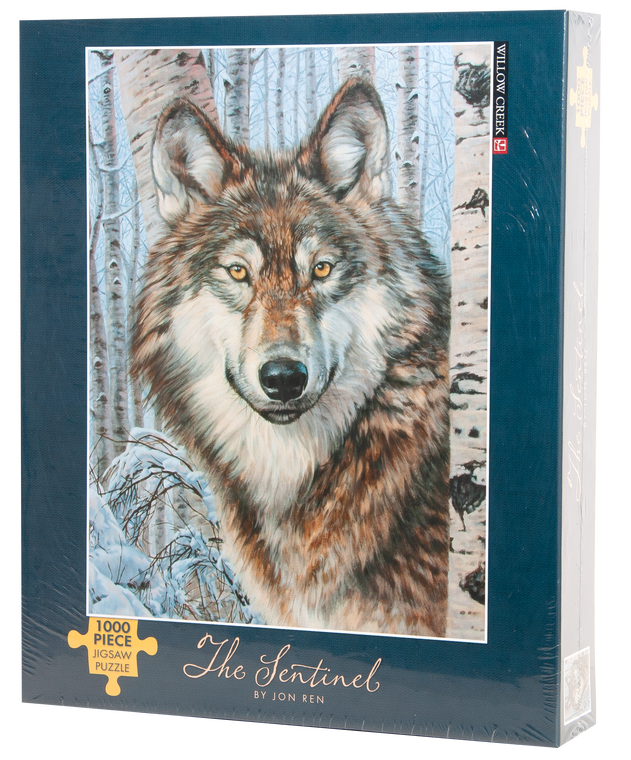 The Sentinel Jigsaw Puzzle