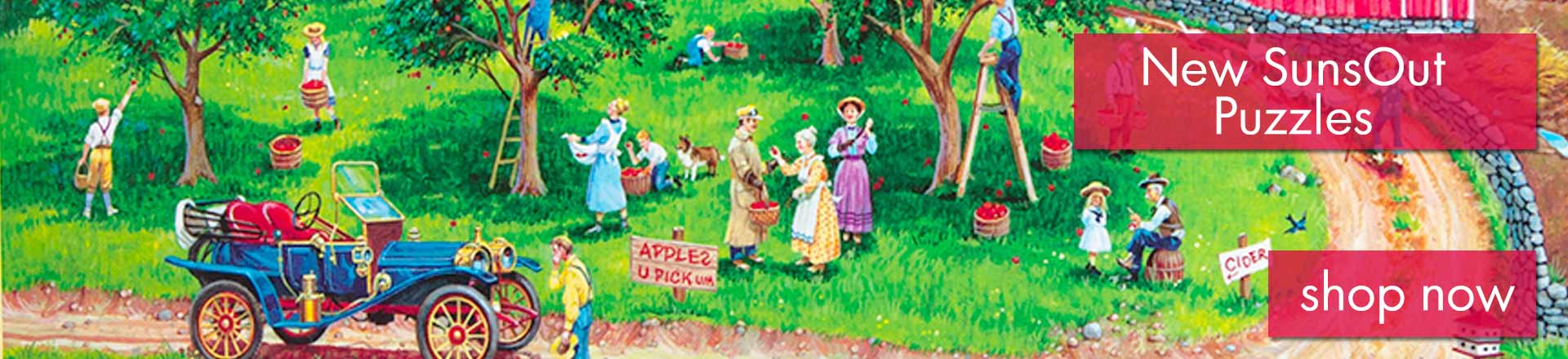 Shop New Jigsaw Puzzles