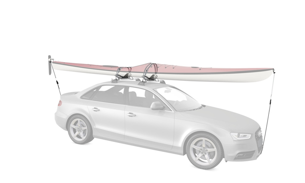 Whispbar WB401 Saddle Roller Kayak Carrier