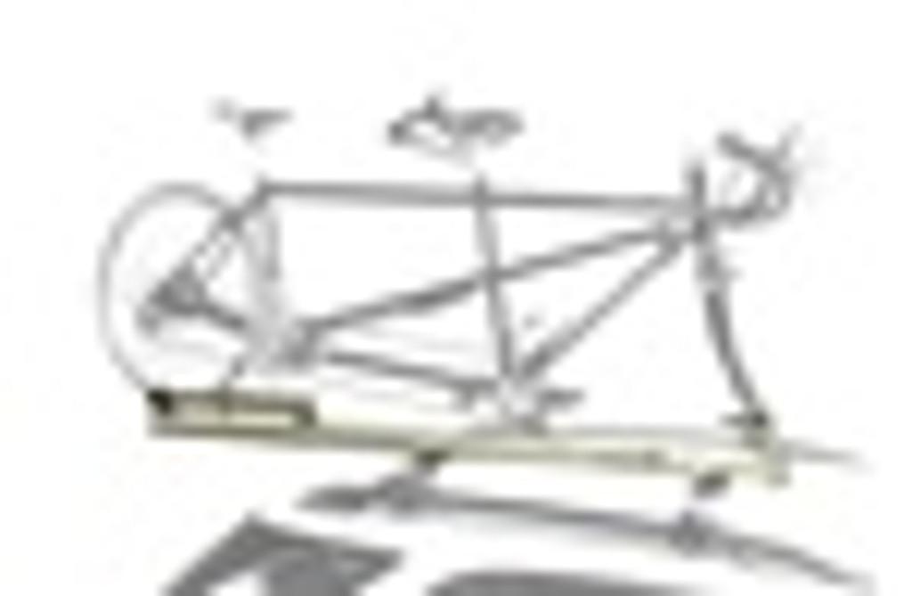 tandem r4 roof bike carrier