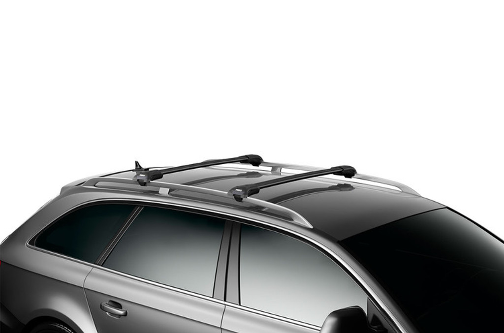 Thule AeroBlade Edge Raised Rail Black M (1 bar)