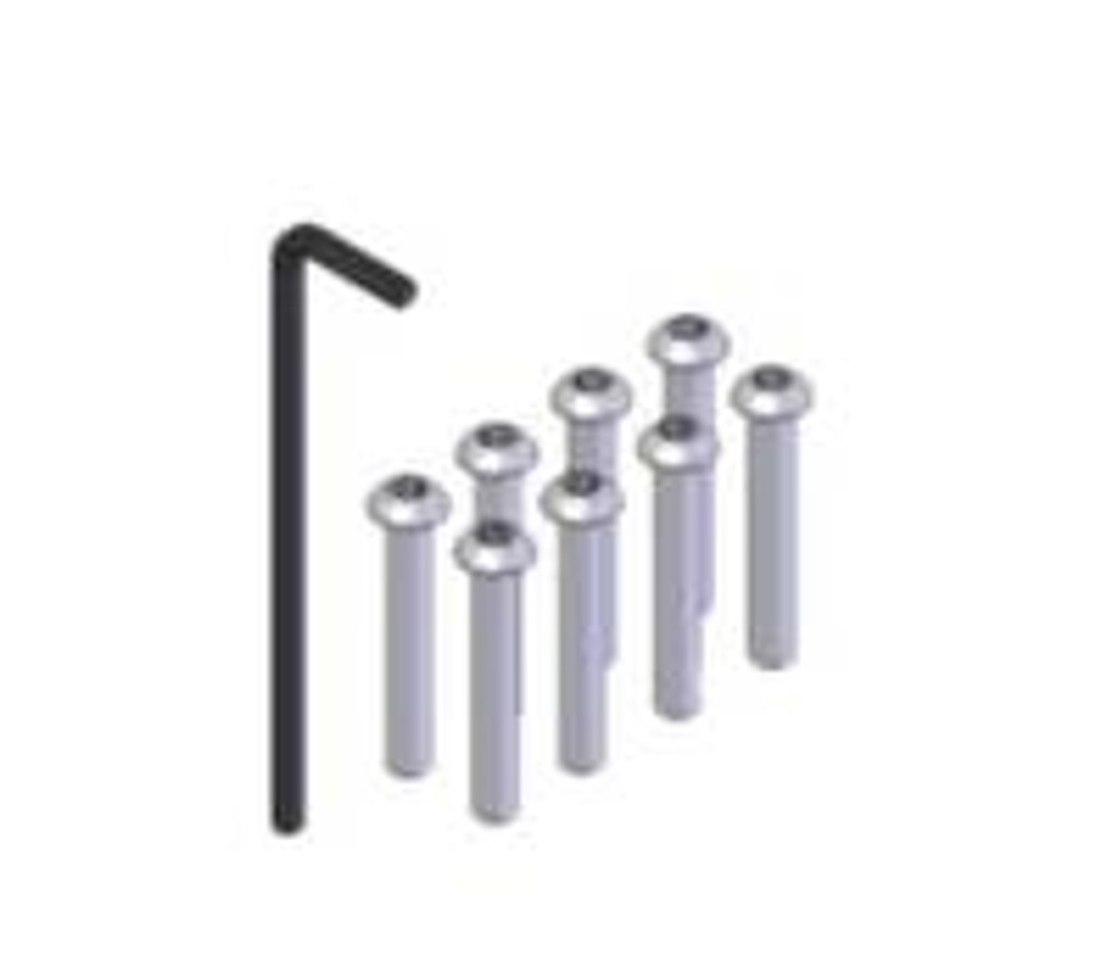 Replacement long bolt kit for Powderhound 8860042