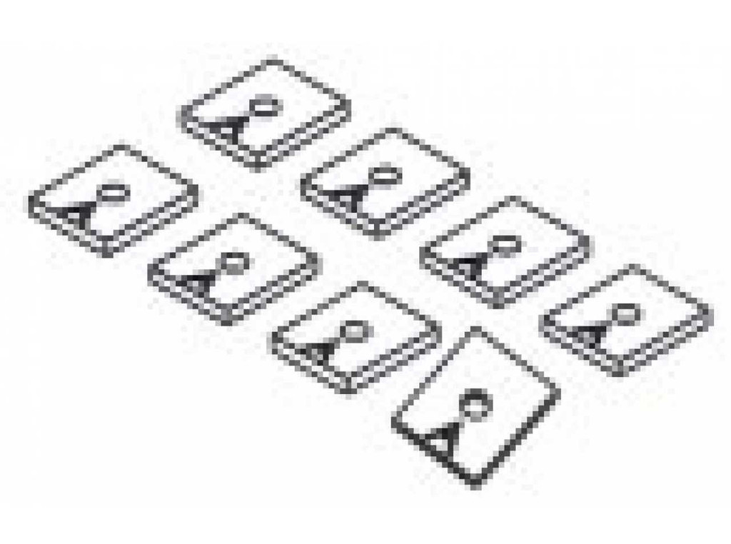 "Replacement Anchor Plate ""A"" - 8810074"