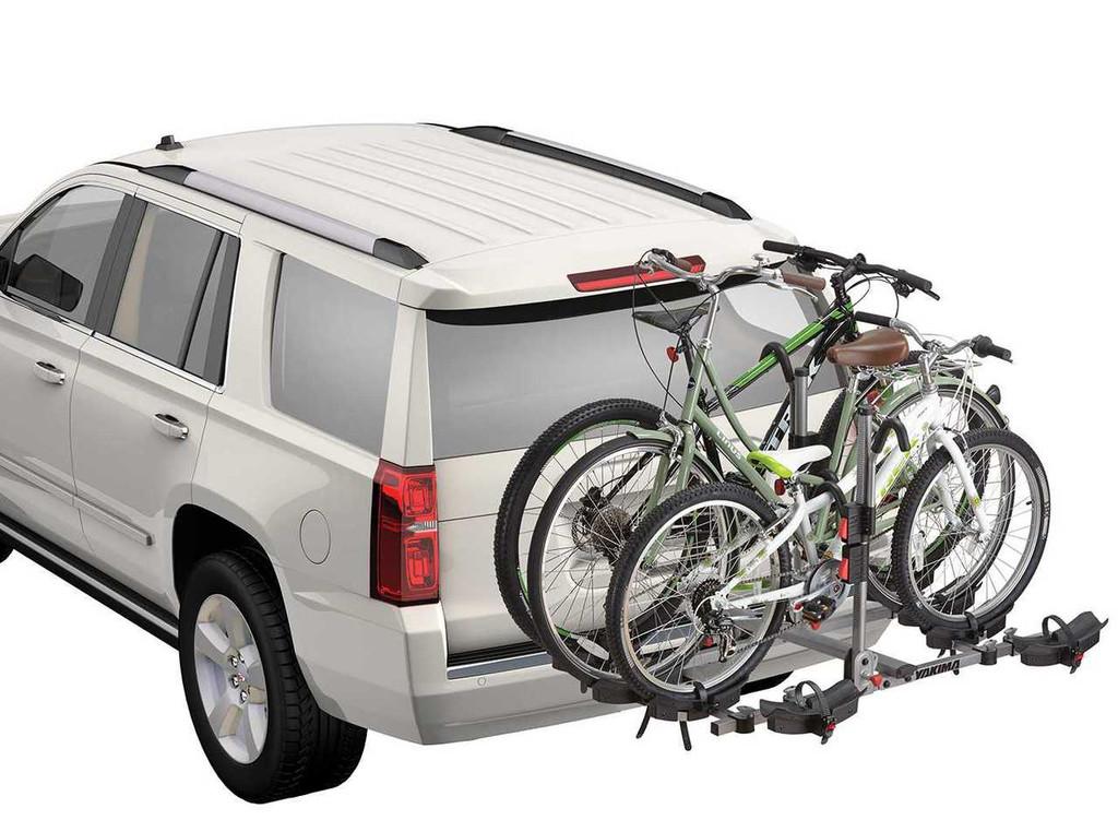 yakima fourtimer hitch bike rack
