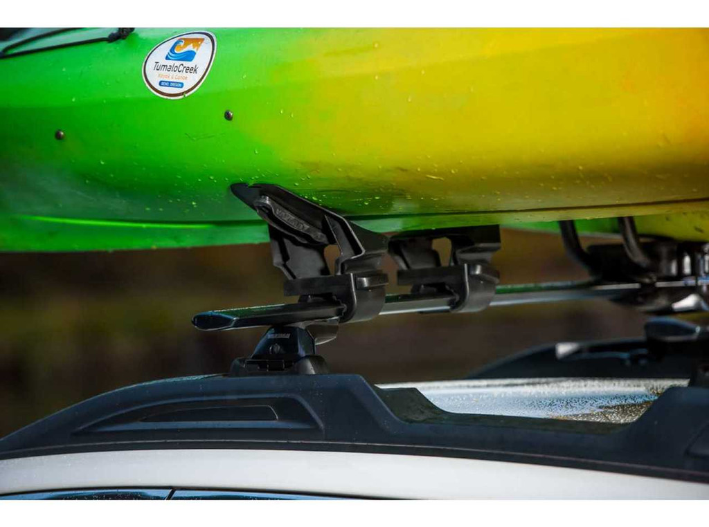 yakima deckhand kayak saddle loaded