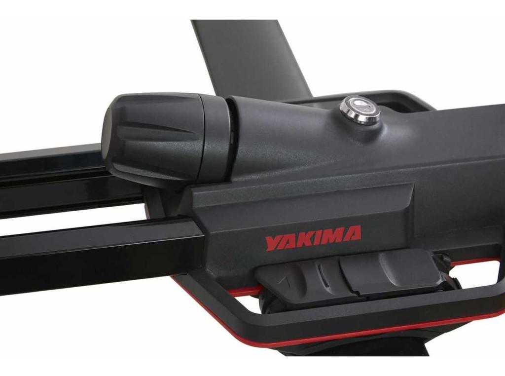 yakima high speed locking knob roof bike mount
