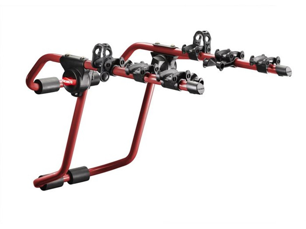 yakima 3 bike trunk mount mega joe elite