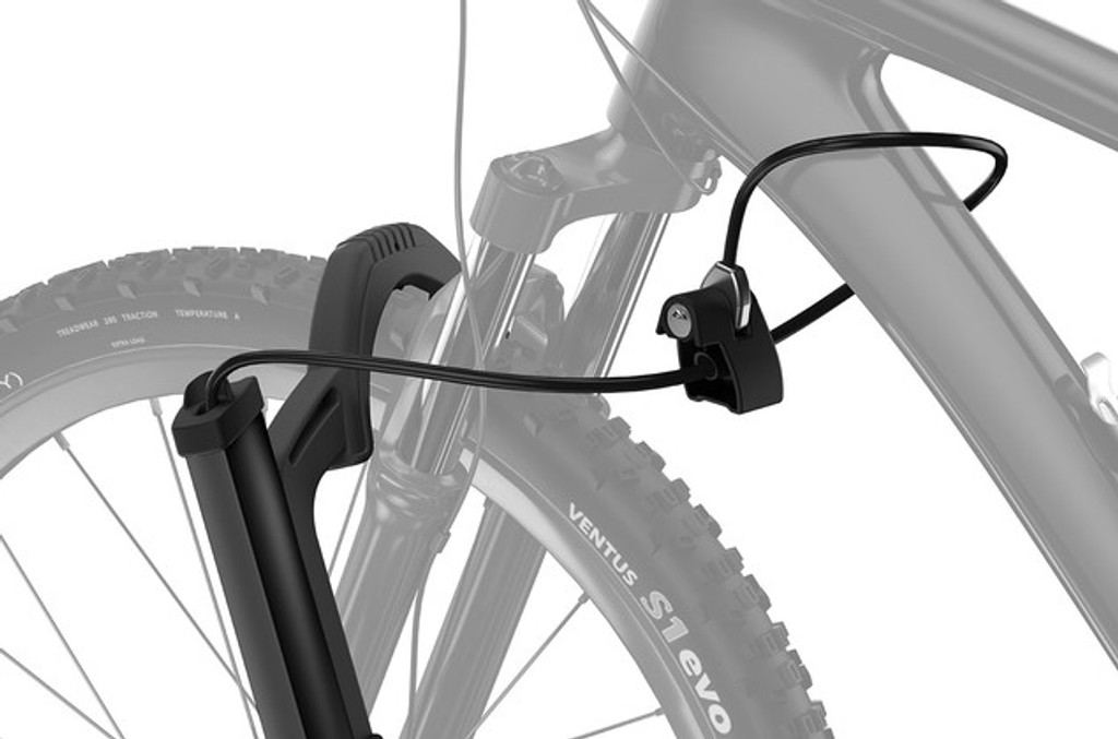 thule t2 pro locking cable