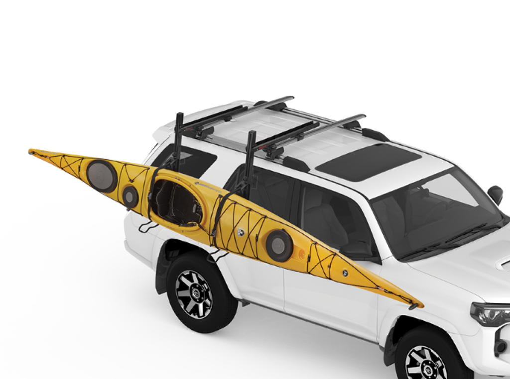 yakima showdown load assisting kayak rack