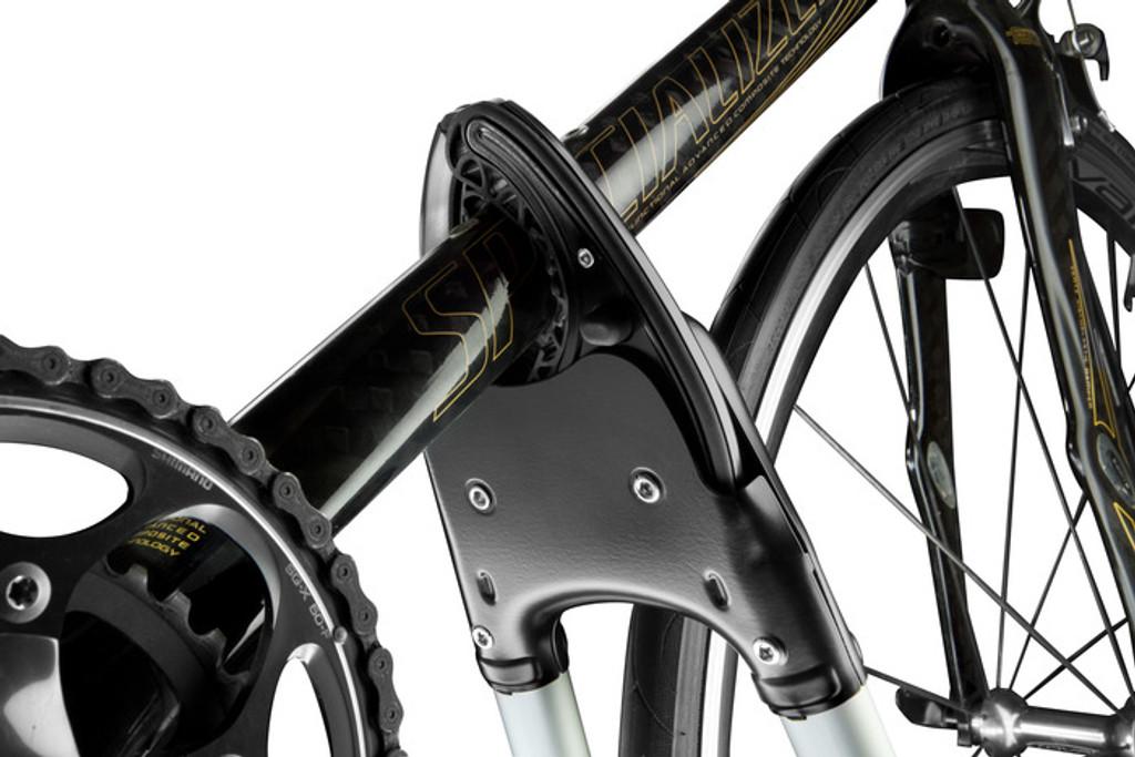 sportrack upshift plus upright frame mount bike rack