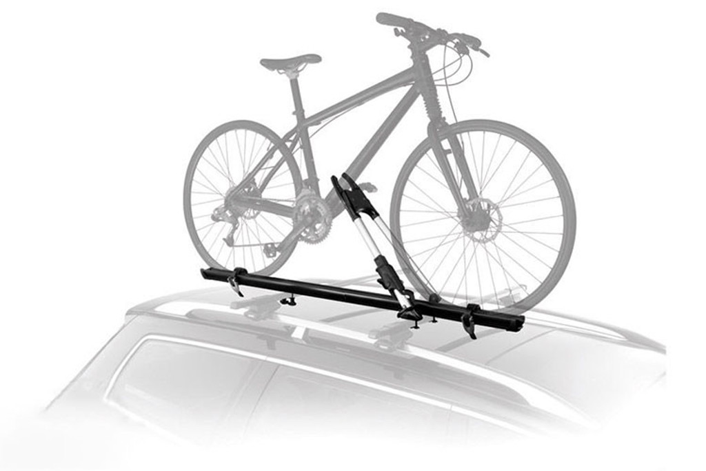 thule big mouth roof bike rack 599