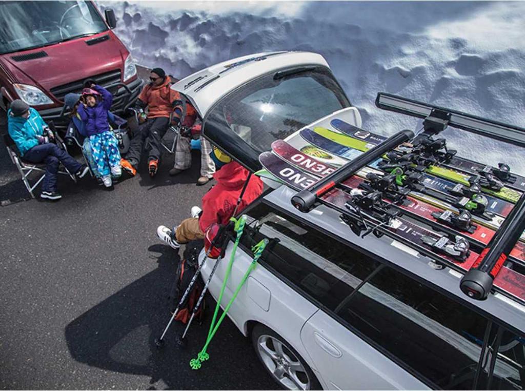 fatcat 6 evo 6 pair skis