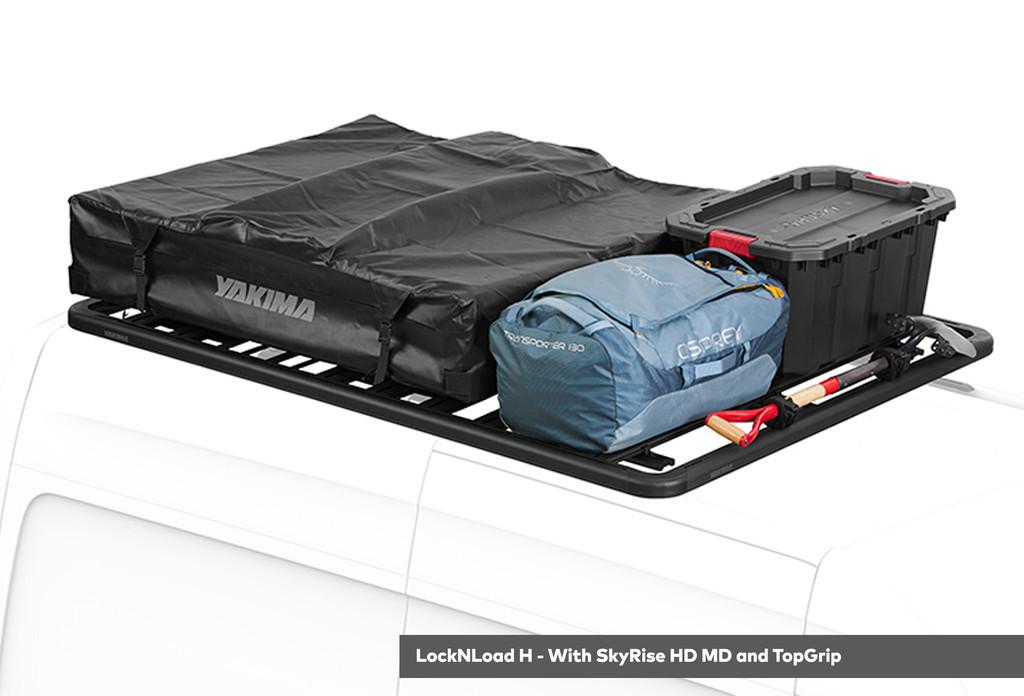 LockNLoad w/ SkyRise & gear