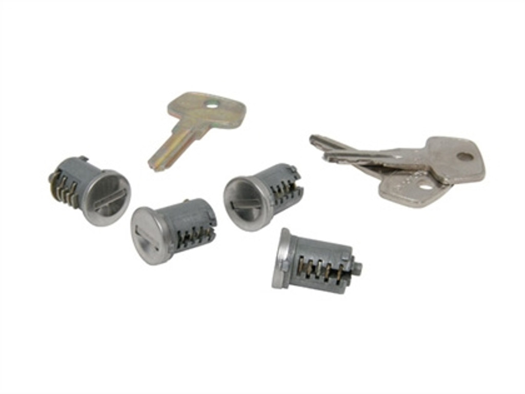 yakima sks lock cores with keys 4 pack