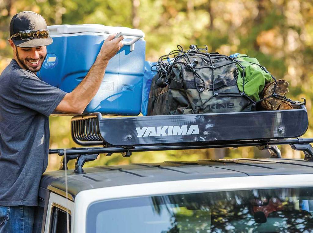 loadwarrior cargo basket with gear